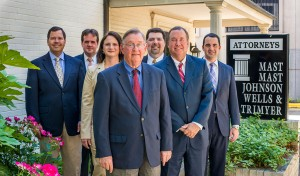Mast Law firm in Four Oaks NC
